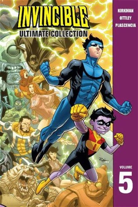 invincible ultimate collection volume 1534300457 invincible ultimate collection vol 5 by robert kirkman