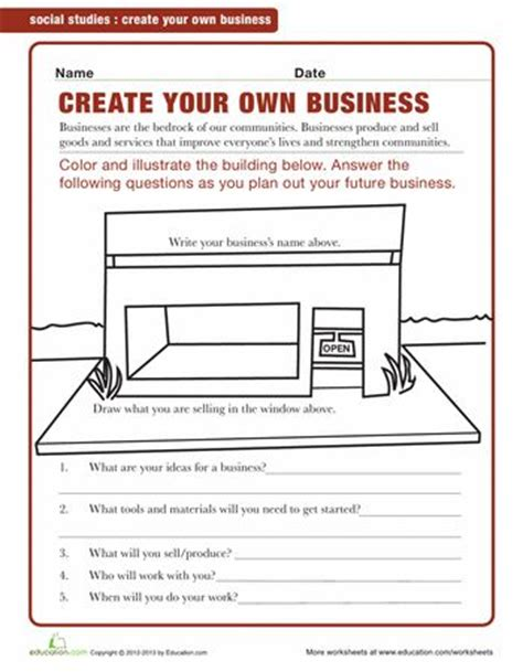 design your own home for fun worksheet economics worksheets for high school hunterhq