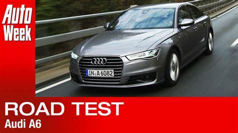 Audi A6 Teszt by Audi A6 Road Test English Subtitled Youtube