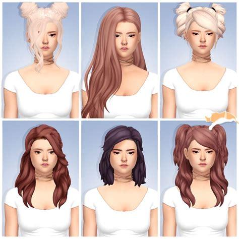 27 besten sims 4 hair maxis match recolor bilder auf maxis die sims und 27 besten sims 4 hair maxis match recolor bilder auf maxis die sims und
