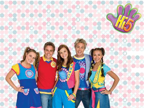 imagenes de give up 2 hi 5 childrens band images hi 5 hd wallpaper and