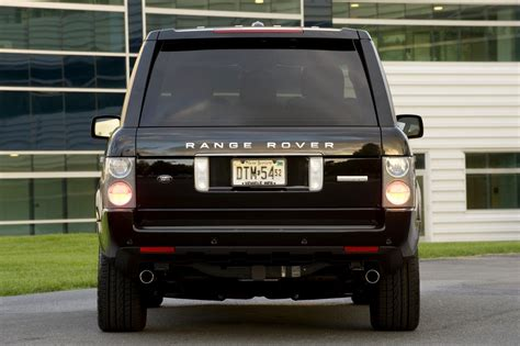 land rover 2009 models land rover range rover iii 2009 models auto database
