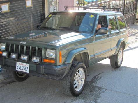 Jeep Tijuana Venta O Cambio Jeep Sport 2000 4x4 En Tijuana