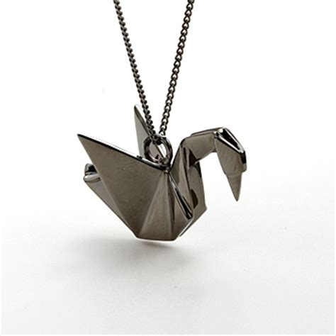 origami jewellery origami jewelry is cool the luxury spot