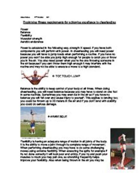 Cheerleading Is A Sport Essay by Cheerleading Is A Sport Essay Cheerleading Research Paper Cheerleading Is A Sport Essay