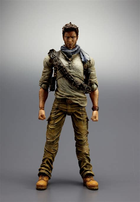 uncharted 4 figure some uncharted 3 nathan figures announced the