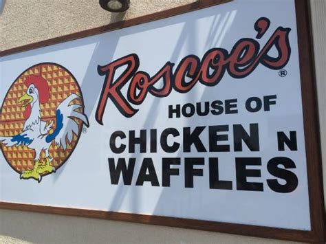 roscoe s picture of roscoes house of chicken n waffles