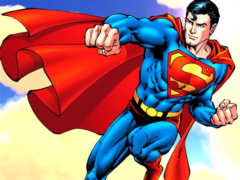 wallpaper animasi superman kumpulan gambar superman cartoon wallpaper gambar lucu