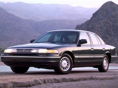 coal 1998 plymouth voyager 1997 ford crown victoria