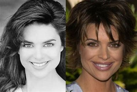 what celebs were mean to lisa rinna on celeb apprentice lisa rinna plastic surgery too many faces pinterest