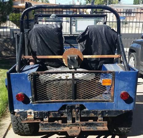jeep parts el paso 1946 vec cj 2a el paso tx sold ewillys