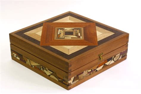 Decorative Wood Boxes by Wooden Tea Chests For Storage Wooden Designs