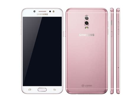 Samsung J7 Plus Gold