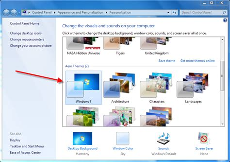 slideshow themes for windows 7 how do i use rss to create a dynamic windows 7 desktop