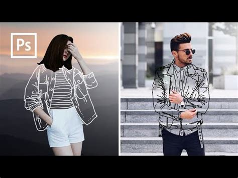 tutorial edit foto transparan cara edit foto baju transparan clothless effect edit
