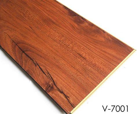 Wood Floor Covering Plastic Floor Covering Wood Pattern Wpc Vinyl Plank