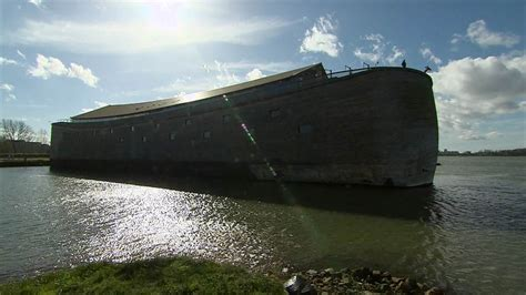 ark boat museum man builds real life noah s ark in netherlands today
