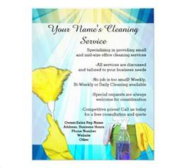 free house cleaning flyer templates printable flyer templates 50 free psd vector ai eps