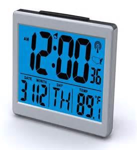 Atomic Desk Bedroom Alarm Clock Atomic Desk Bedroom Alarm Clock 1 5 Quot Time Number Back