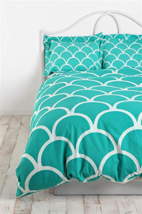 Want This Bedding Is Perfect For Our Drunken Mermaid Guest Room Interior
