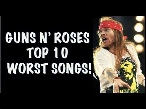 download guns n roses songs mp3 guns n roses top 10 worst songs youtube