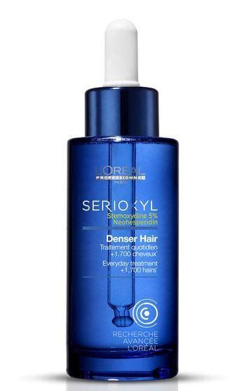 Loreal Hair Tonic buy loreal professionnel serioxyl denser hair tonic 90ml