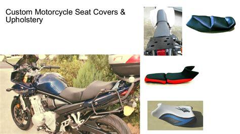 custom motorcycle seat covers motorcycle seat covers customize your motorcycle seat