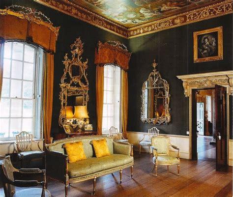 English Homes Interiors Late English Georgian S7hauhe