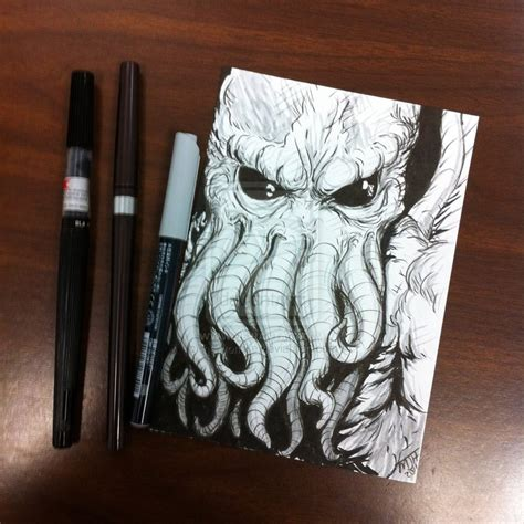 H P Lovecraft Sketches by 88 Best H P Lovecraft Images On Books Horror