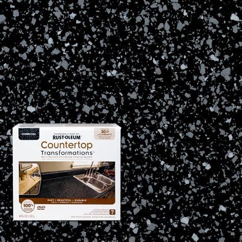 Rust Oleum Countertop Transformations Kit Charcoal by Rust Oleum Transformations 48 Oz Charcoal Small