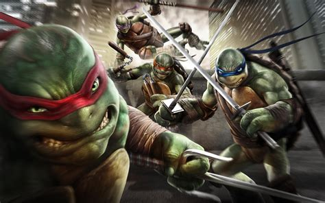 Mutant Turtles by Mutant Turtles Out Of The Shadows
