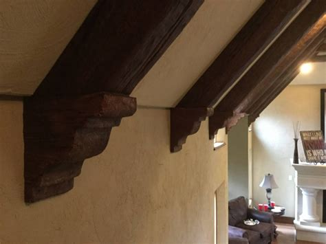 Cathedral Ceilings With Wood Beams by Cathedral Ceiling Faux Wood Workshop