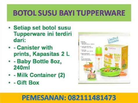 Tupperware Botol Bayi botol bayi tupperware kado botol minum bayi