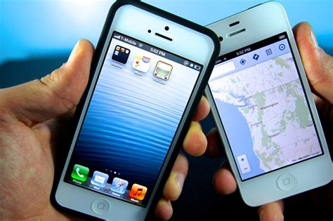 itouch maps how to install maps app icon on ios 6