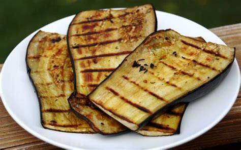 grilled eggplant recipe dishmaps