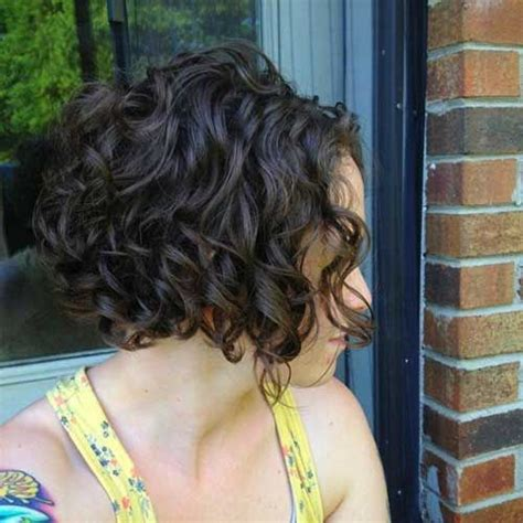 stacked bob haircut pictures curly hair 13 greatest quick layered curly hair short haircuts