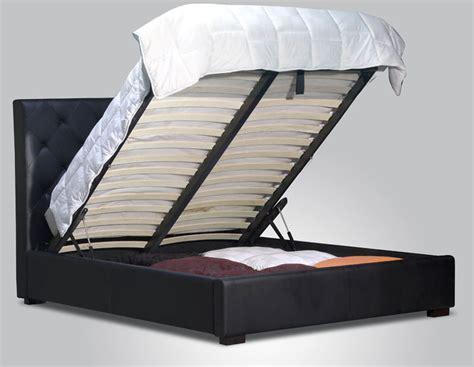 Pop Up Bed Frame Zoe Pop Up Platform Storage Bed By J M Furniture