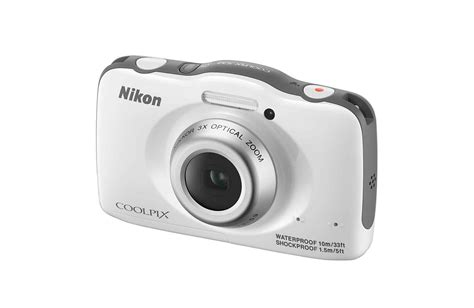 Kamera Nikon S32 billigt kompaktkamera klarer familiens fotobehov alt om data datatid techlife