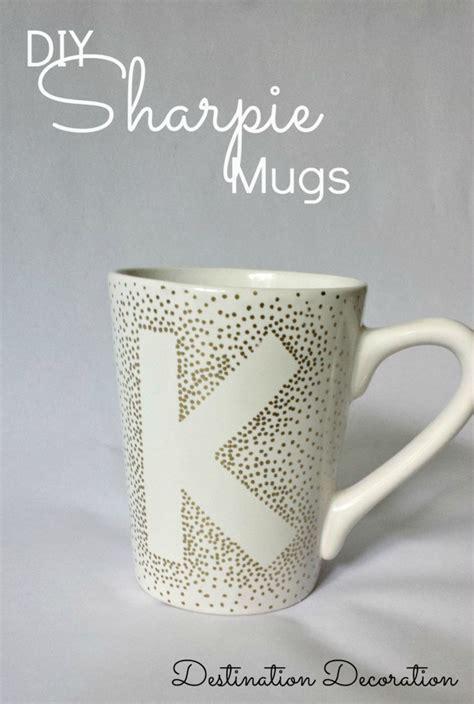 Cute Gift Ideas: 17 Unique DIY Mugs   Style Motivation