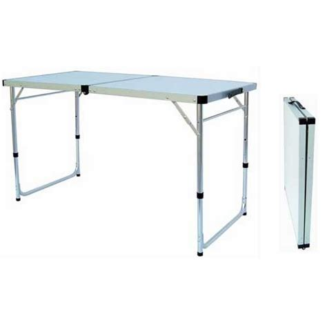 Rent Folding Tables by Rent Hire Folding Display Table 120cm 4 Foot Rent Folding