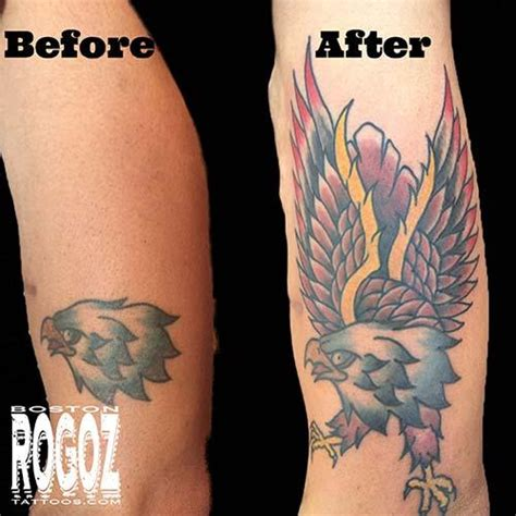 tattoo fixers eagle boston rogoz tattoo tattoos traditional old school
