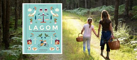 live lagom balanced living the swedish way books lagom the swedish of balanced book giveaway