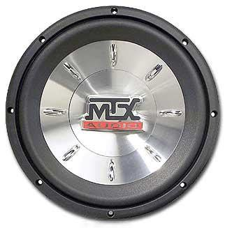 mtx tab car audio  series   subwoofer