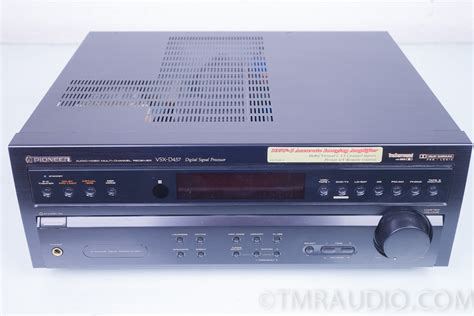 Home Theater Pioneer Terbaru pioneer vsx d457 home theater receiver the room