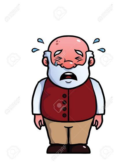 imagenes llorando caricaturas hombre viejo triste llorando personaje de caricatura