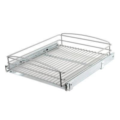 Sliding Cabinet Shelves Home Depot by Knape Vogt 17 75 In X 20 In 5 3125 In Multi Use