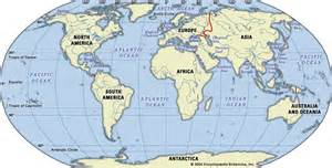 Where Is The Arctic Ocean Located On A World Map by Arctic Ocean Britannica Com