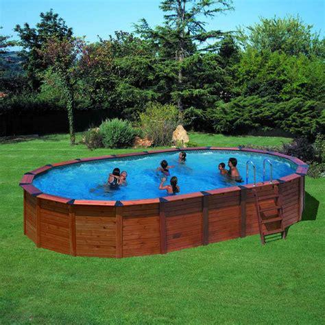 piscina smontabile da giardino piscine da giardino la selezione delle migliori soluzioni