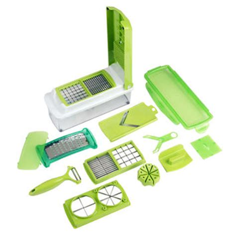 Kitchen Gadgets Dicing Evelots 11 Multi Chopper Vegetable From Evelots