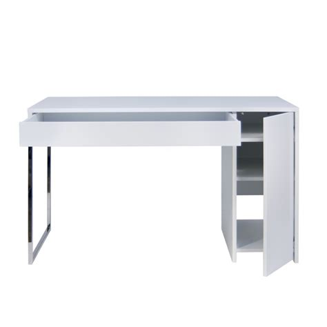 Office Desk Legs Prado Home Office Desk Chrome Legs Tema Home Modern Manhattan